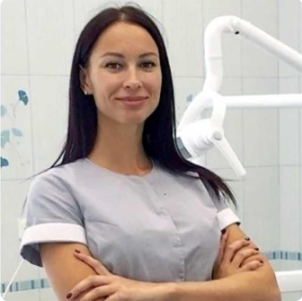Виолетта Болдырева стоматолог
